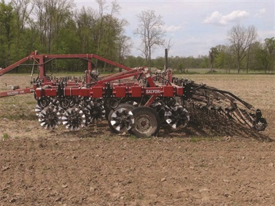 "Independent 1200 (Coil-Tech Coulter I, 5"" blade spacing)"