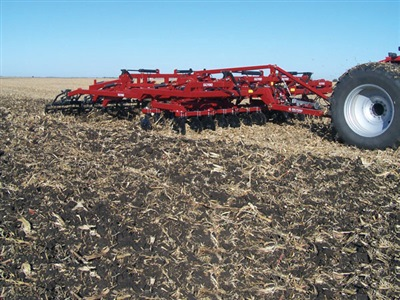 9800 Disc Ripper Harrow